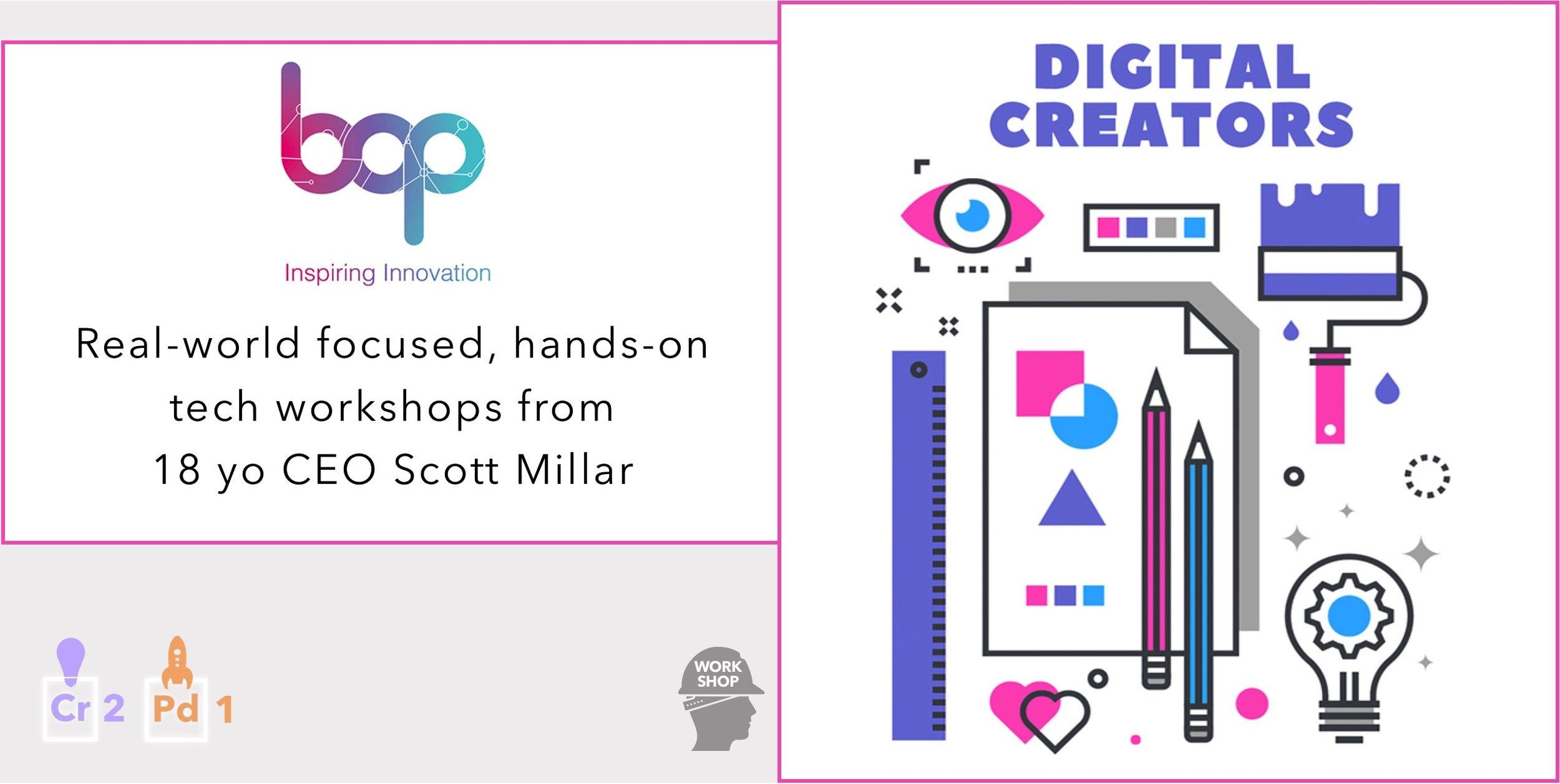 Digital Creators BOP