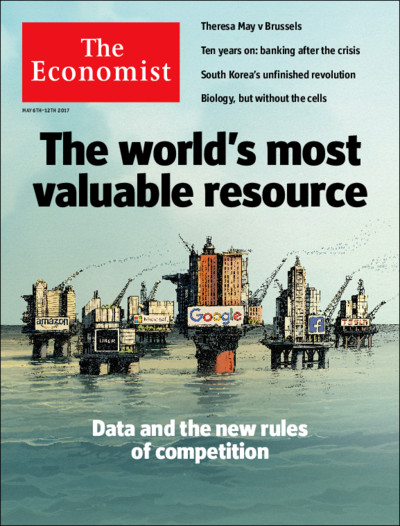 The Economist (21 June 2018)