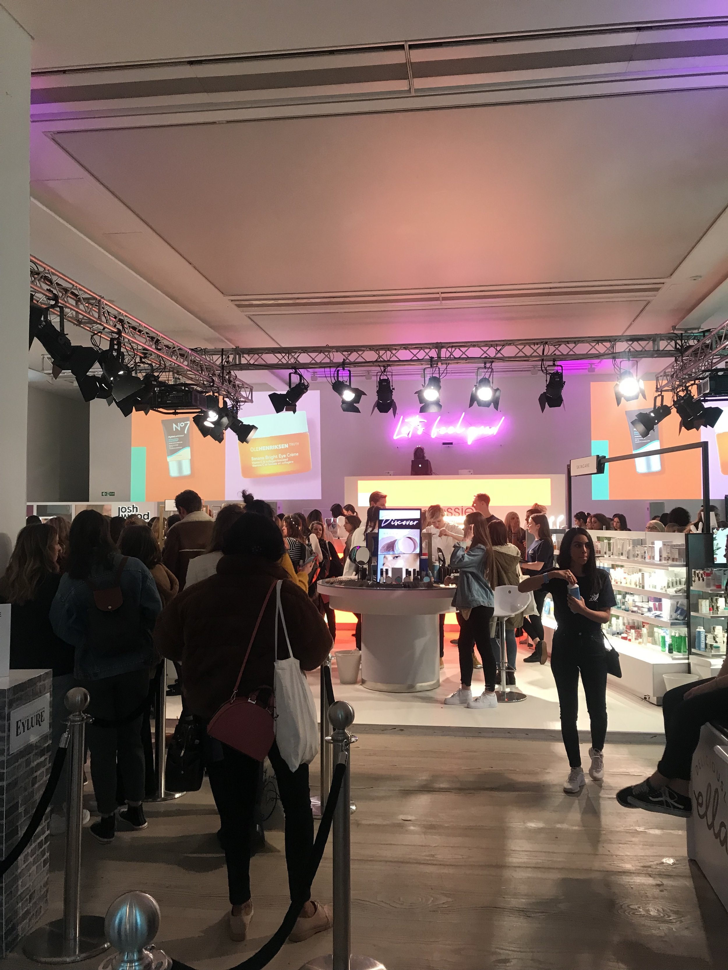 Glamour Beauty Festival Review — DHin x Diaries