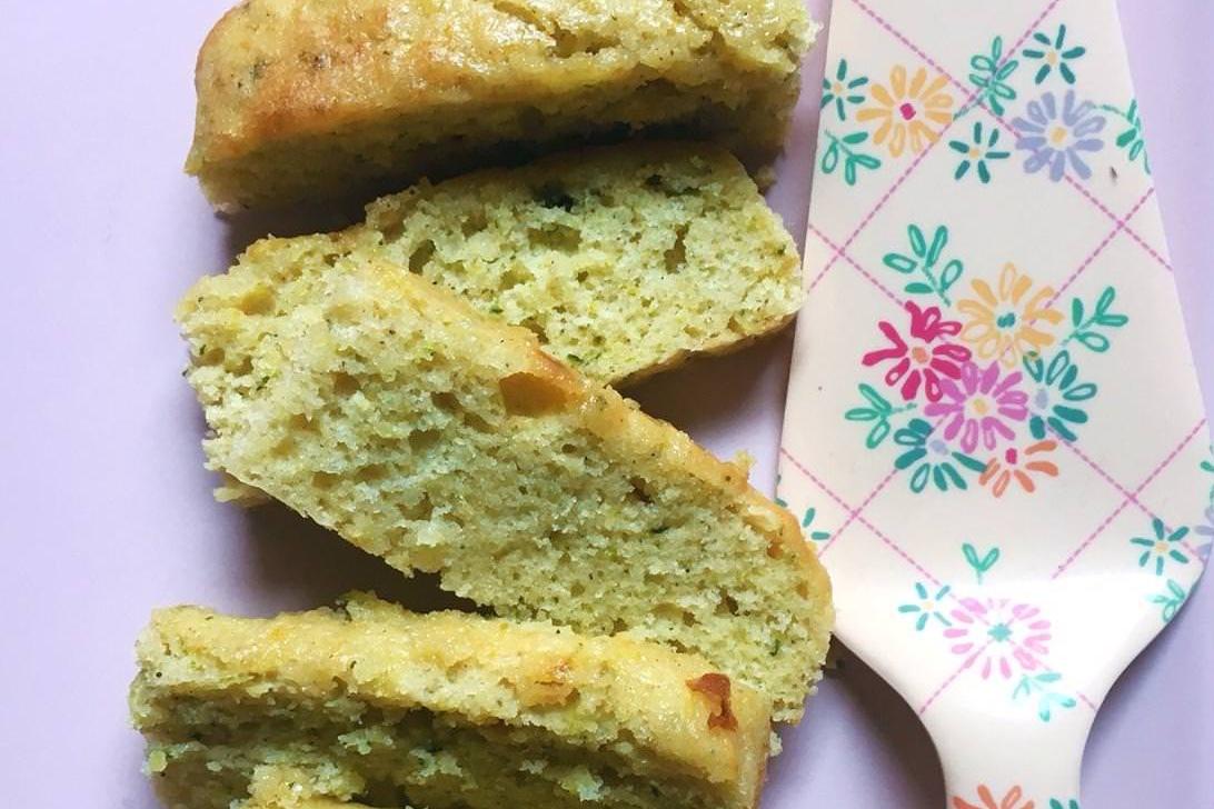 Week 47: Dairy Free Lemon Zucchini Bread -