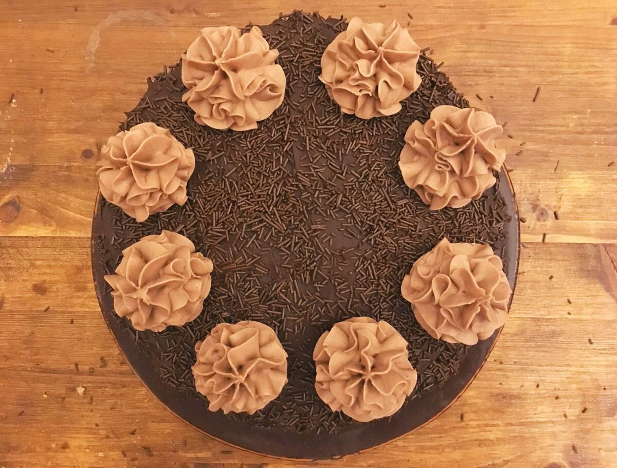 Week 49: Nutella & Chocolate Cake -
