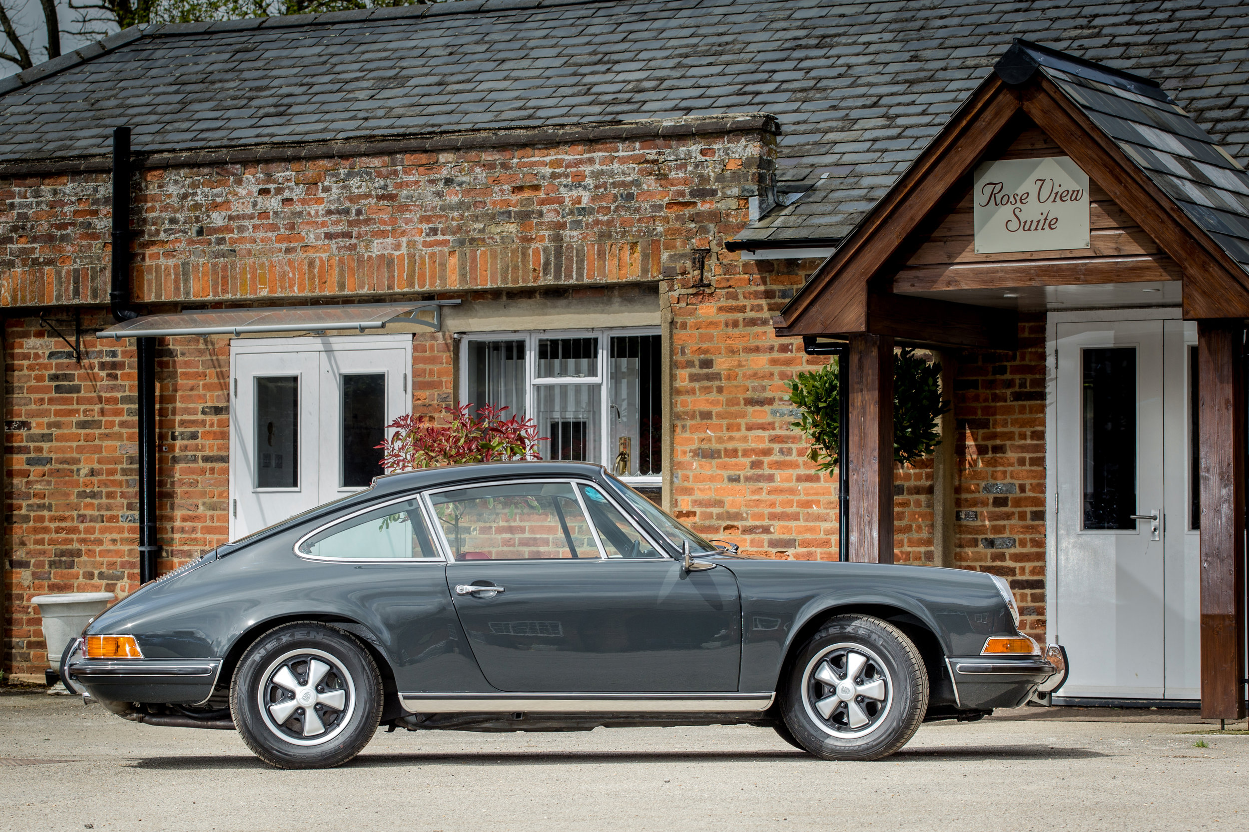 Classic Car Storage Hertfordshire