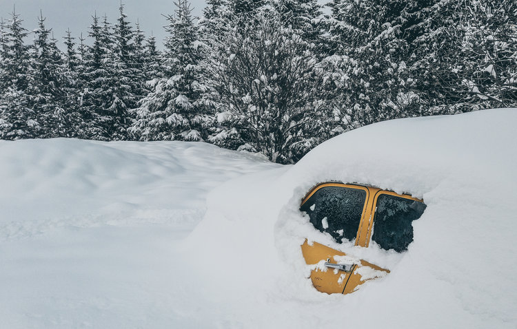 Winter Car Storage from £29 per week