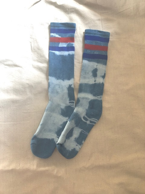 shop now HAND DYED SOCKS