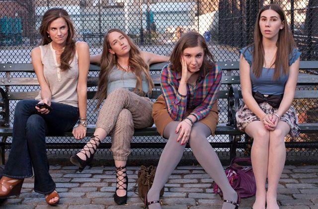 Photo: Girls HBO