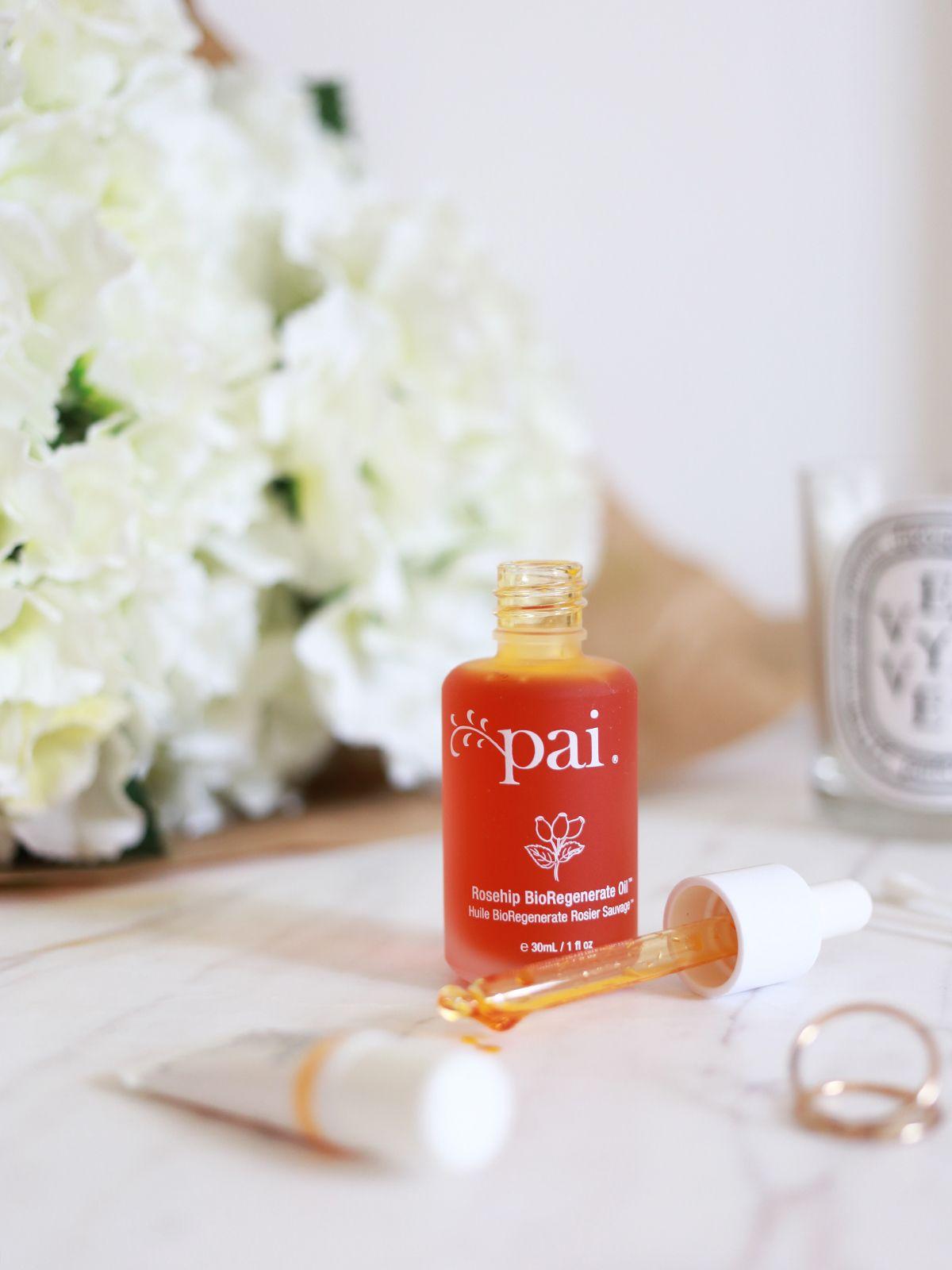 Roseship oil Pai