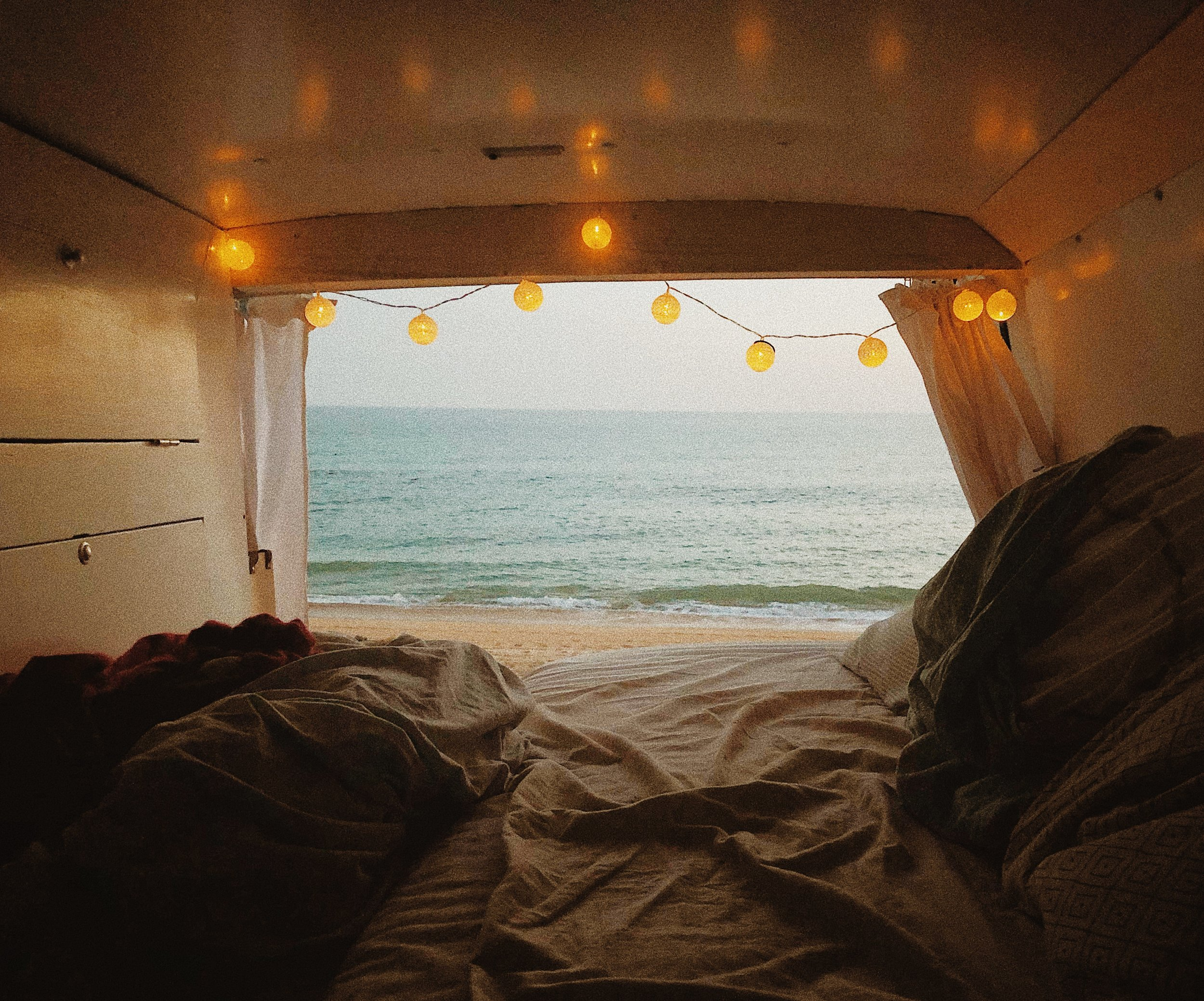 Life in a van - I see the sea.JPG