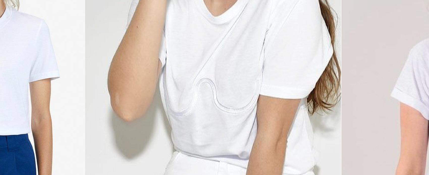 BASIQUES - 5 T-shirts blancs éthiques