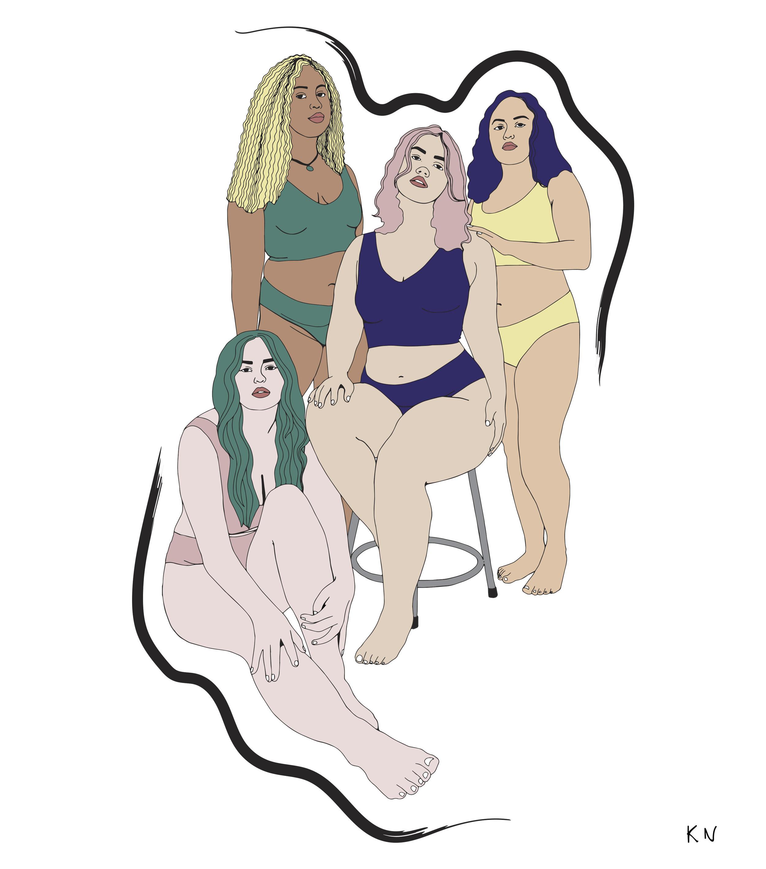 Diversity is beautiful par Kristine Nielsen