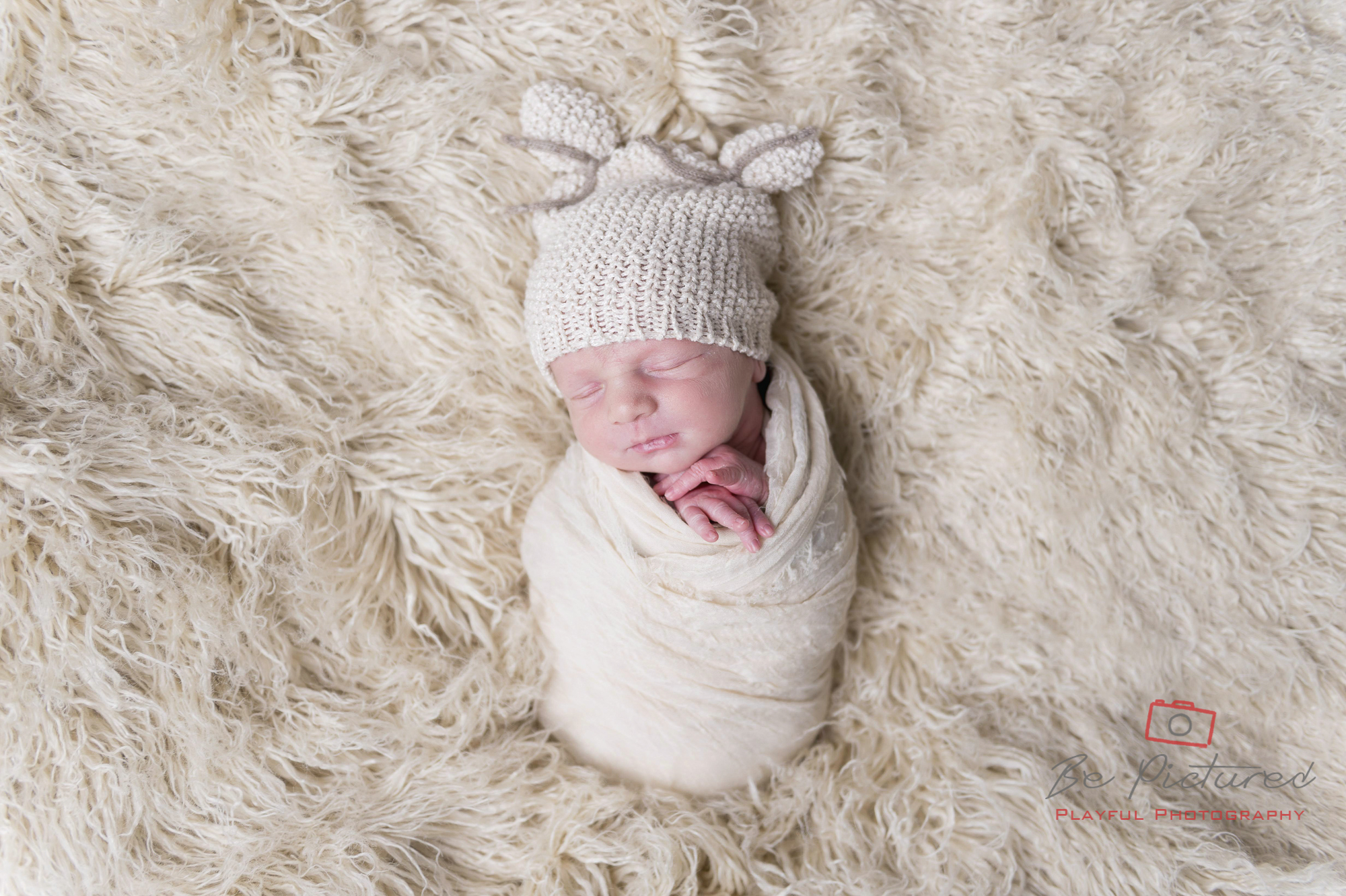 Be Pictured newborn fotograaf Gent