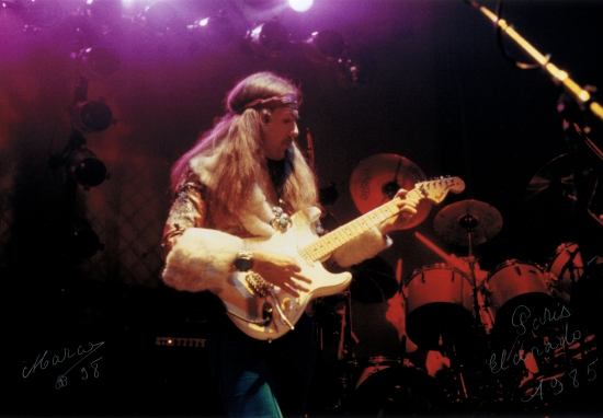 ELECTRIC SUN - BEYOND THE ASTRAL SKIES TOUR, Paris, Eldorado, 18. March 1985