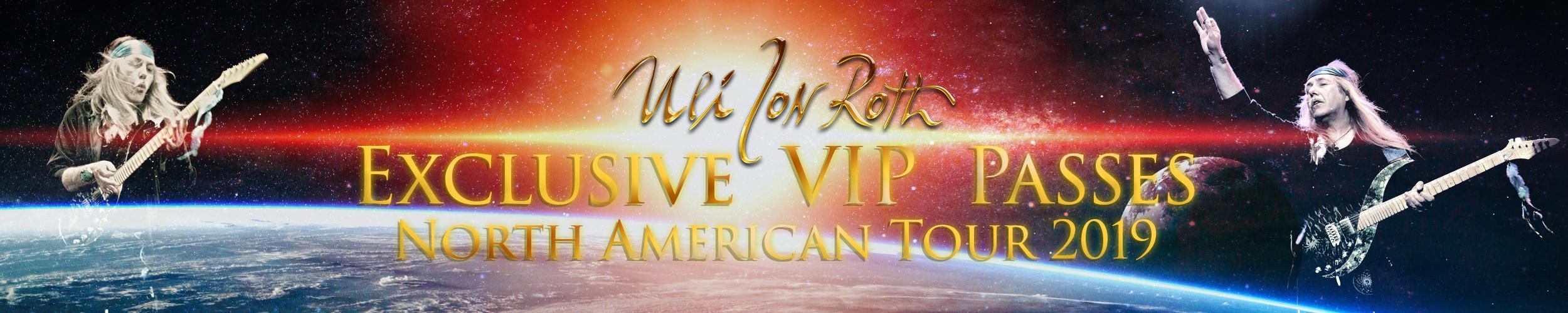 Exclusive VIP Passes