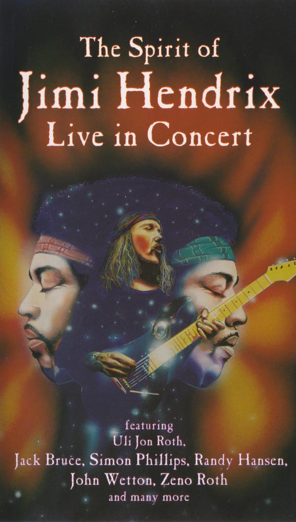 The Spirit of Jimi Hendrix (1994)