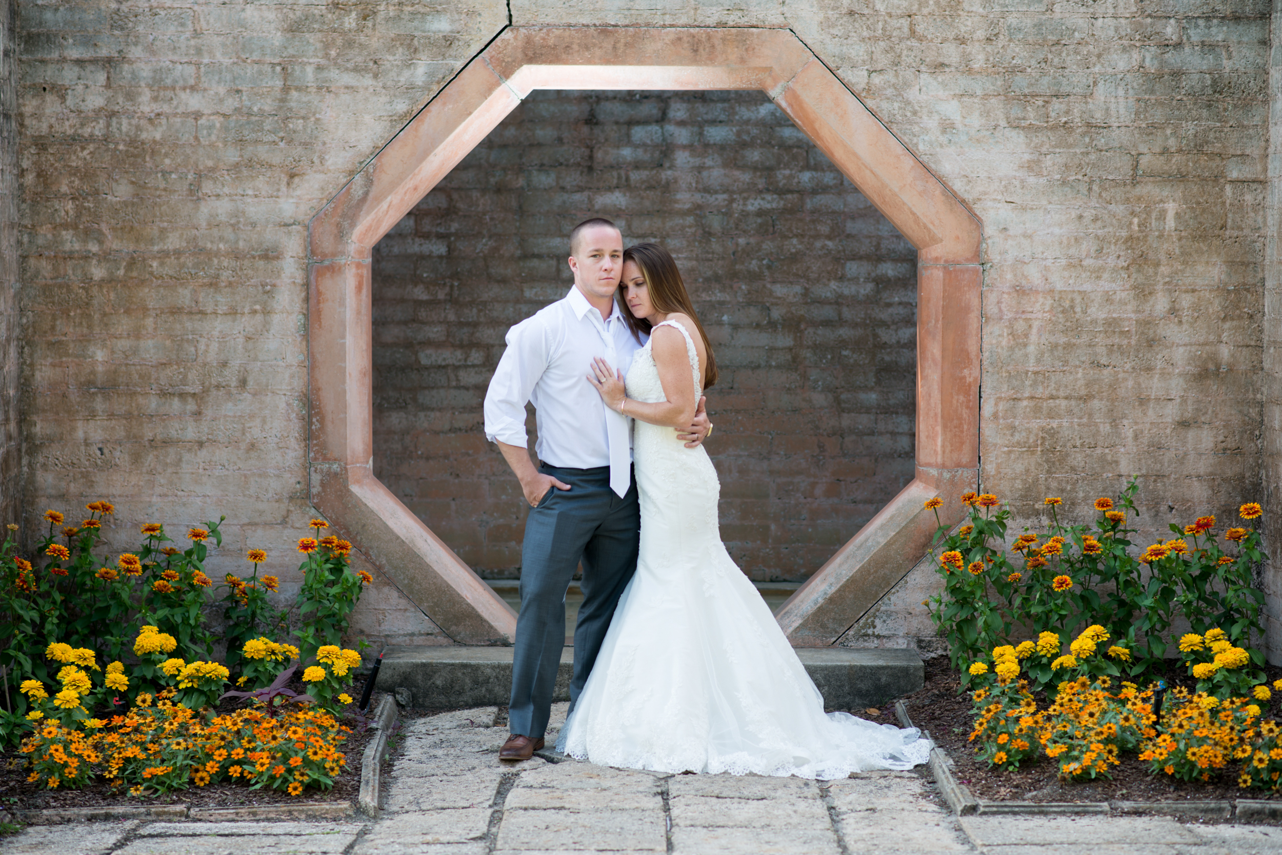Wedding Photography at Bok Towers.