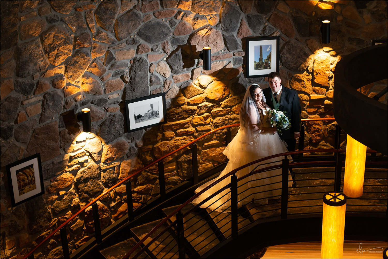 Wedding photos at sapphire falls.