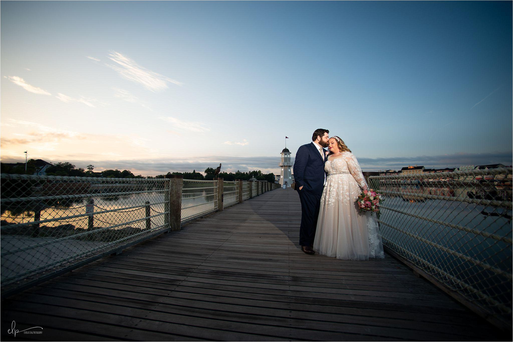 Walt Disney World Wedding Photography