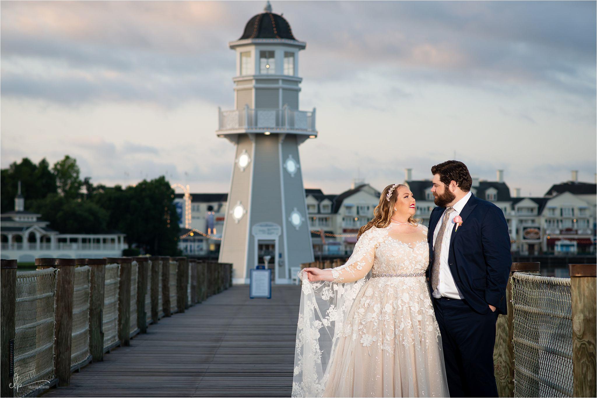 Wedding Photography at Walt Disney World