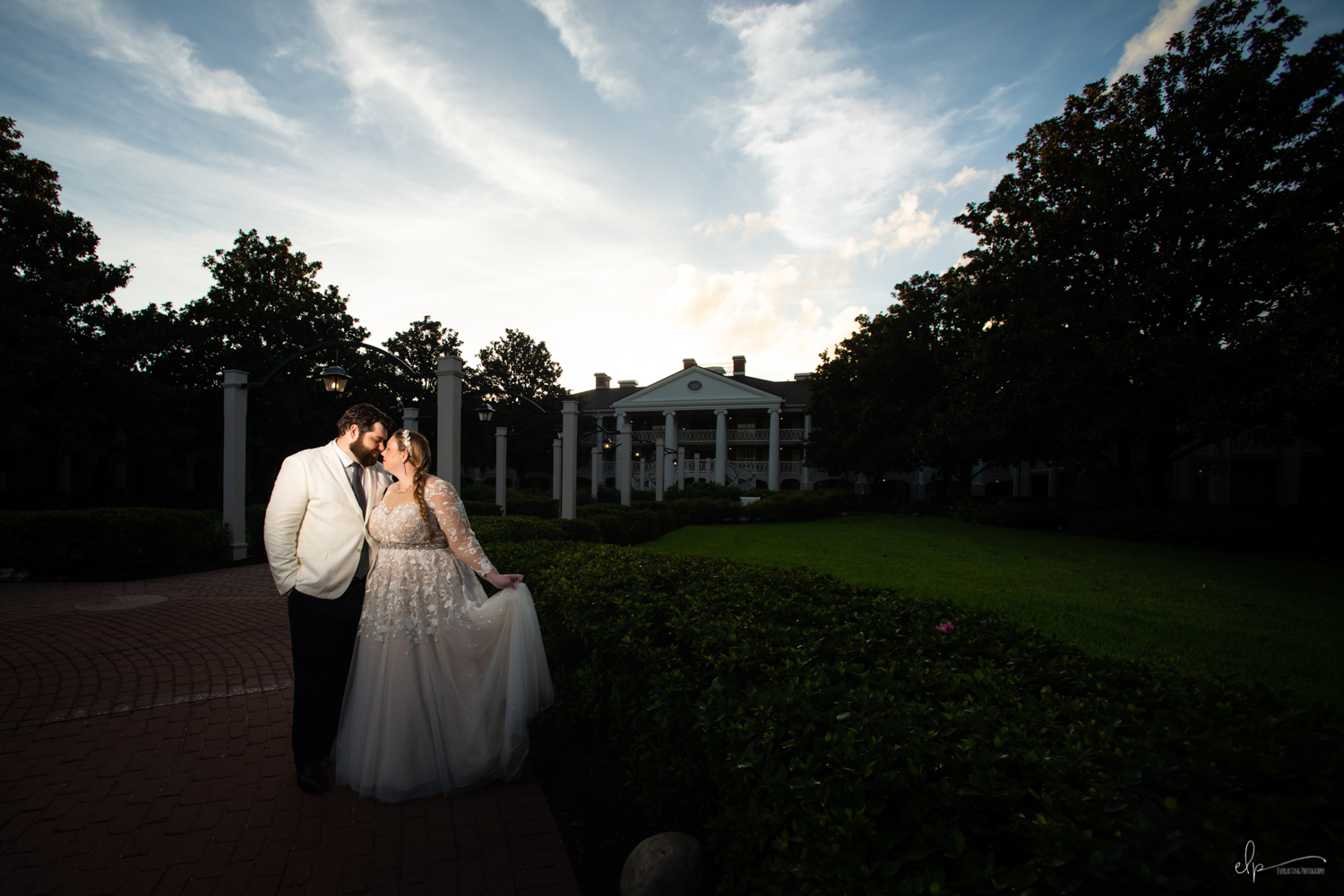 Disney's port orleans wedding photography