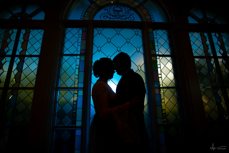 Wedding photography at Disney's Wedding Pavilion
