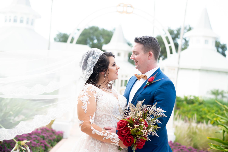 Disney's grand floridian wedding photography