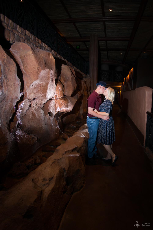 Engagement photo locations in disney's animal kingdom lodge