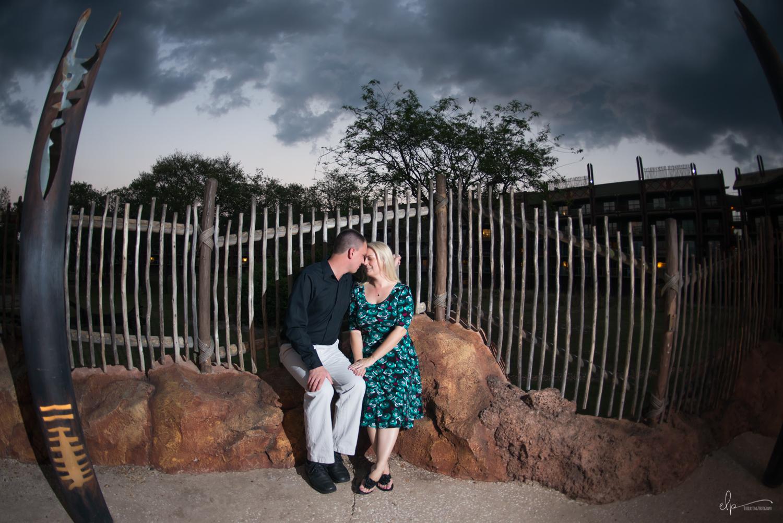 Engagement session locations at disney's animal kingdom lodge