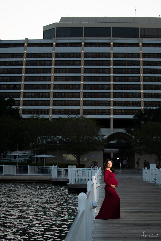 Photo Shoot At Disney's Contemporary Resort