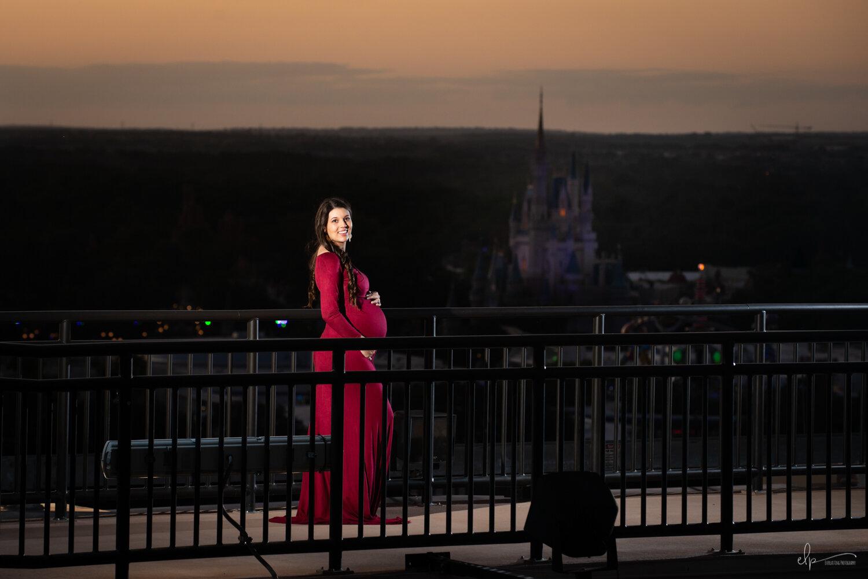 Portrait Photographer At Disney's Contemporary Resort