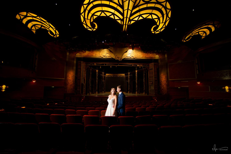 wedding photo on disney cruise line