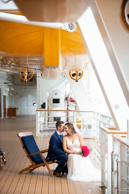 wedding photographer on disney cruise line