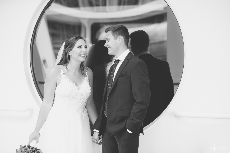 wedding photos on disney cruise line