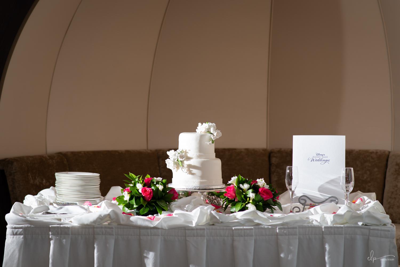 outlook lounge wedding on disney cruise