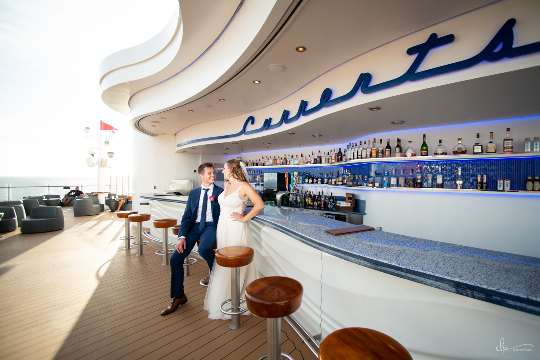 wedding photo ideas on disney cruise line