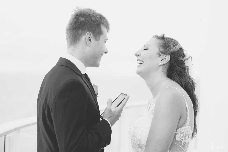 wedding vow photos on disney cruise line