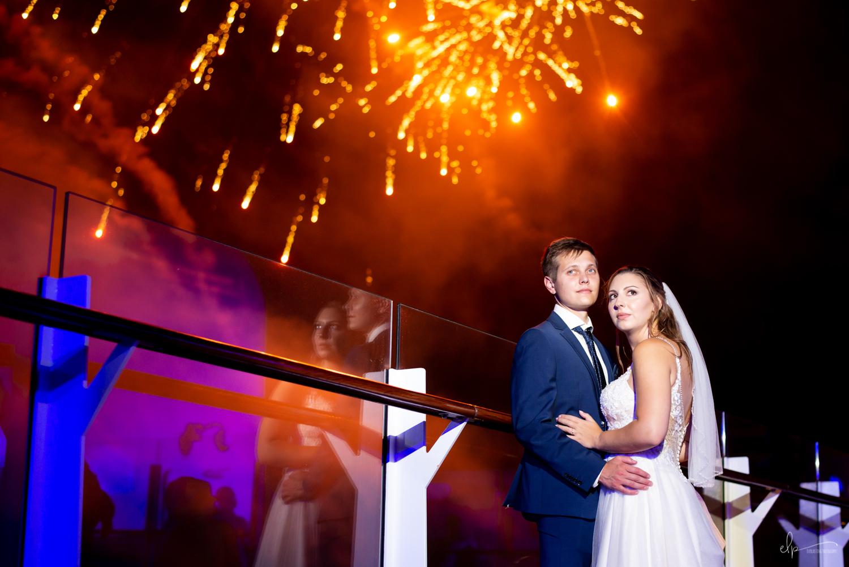 fireworks wedding photographer on disney cruise line