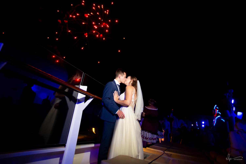 disney cruise wedding photography