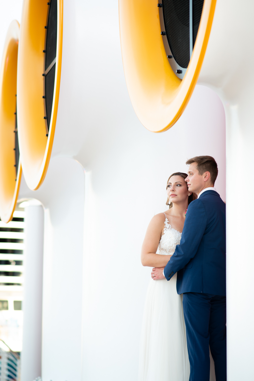 wedding photographer on disney dream cruise