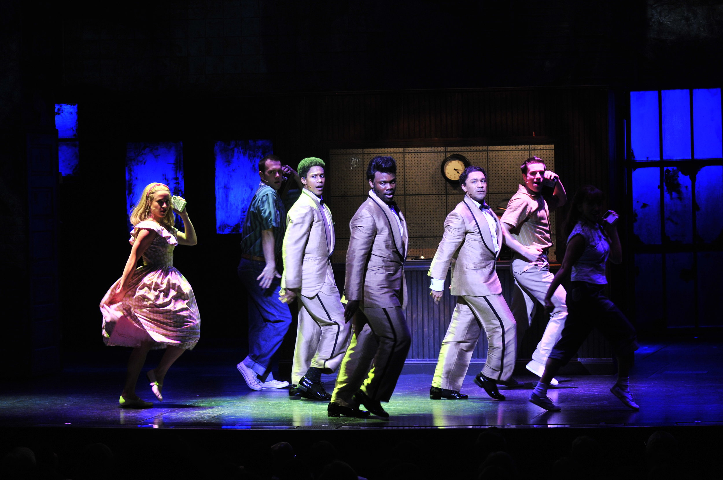 Memphis - Replacement in Broadway's BEST MUSICAL of 2010