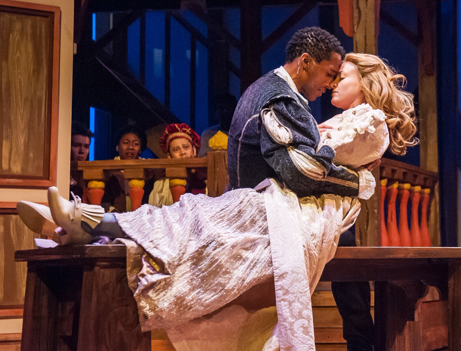 Shakespeare in Love - Playing Viola DeLesseps at Virginia Rep in Richmond