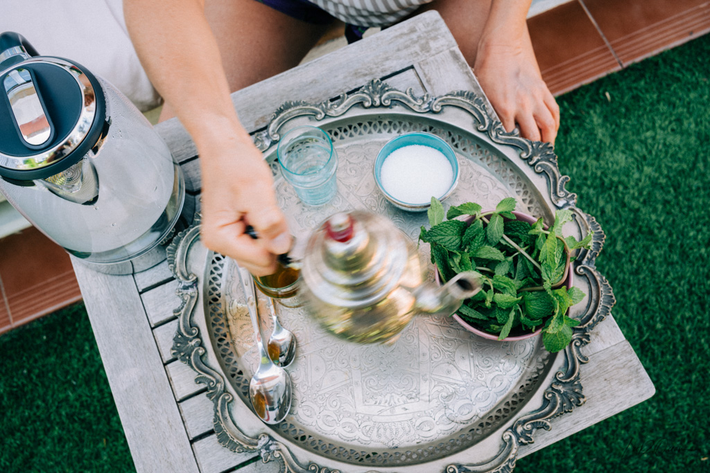 How To Make The Real Moroccan Mint Tea - Recipe and Tutorial