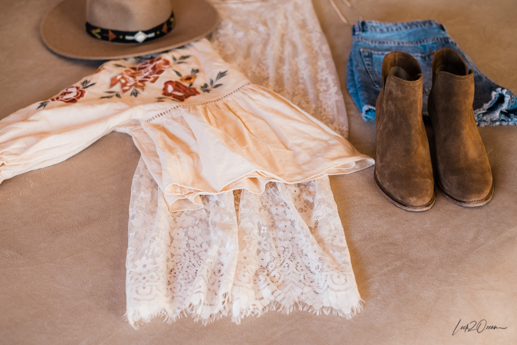 Look Of The Week - Embroidered Blouse
