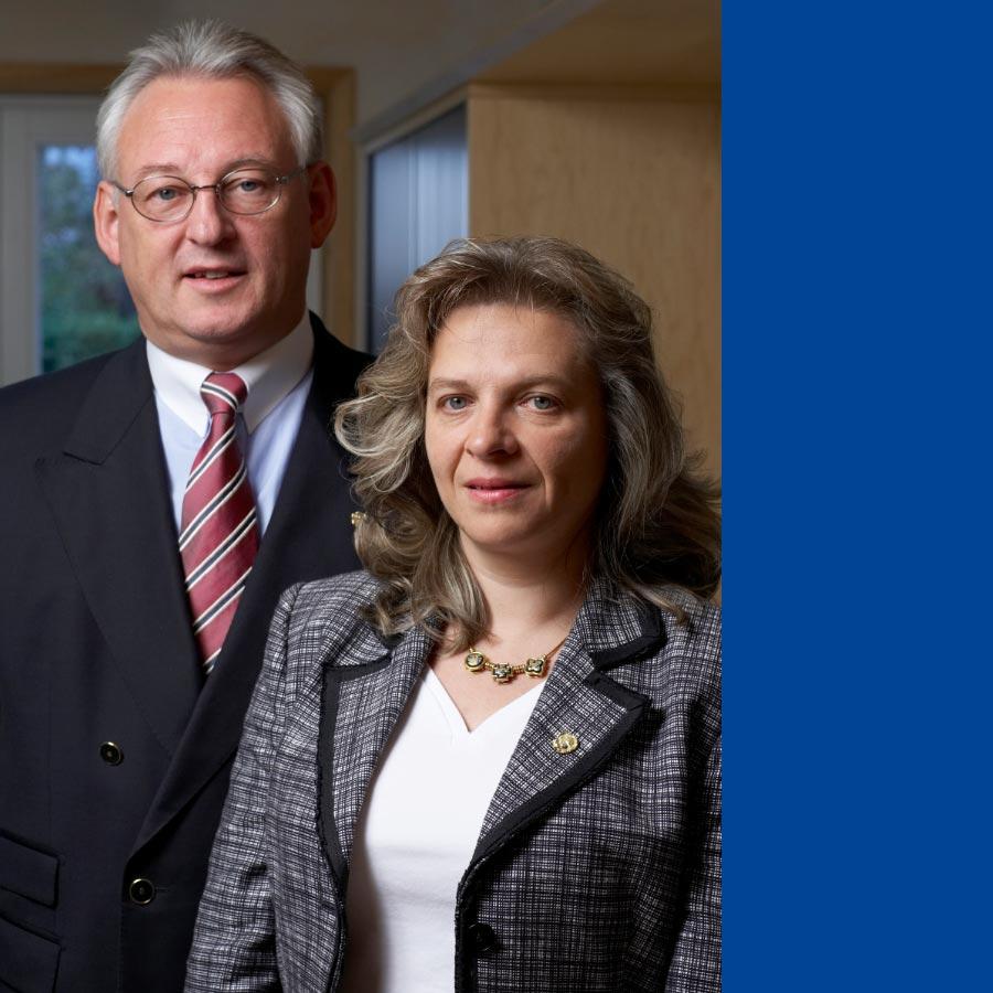 unsere vision - Die qualifizierte Entwicklung von Unternehmenskonzepten und Businessplänen ist die Basis unserer Arbeit. Genauso wie die ganzheitliche Sichtweise unter Beachtung humanitärer, ethischer, ökologischer und ökonomischer Aspekte.— Christine und Heinz-Gerhard DeibertMehr über uns