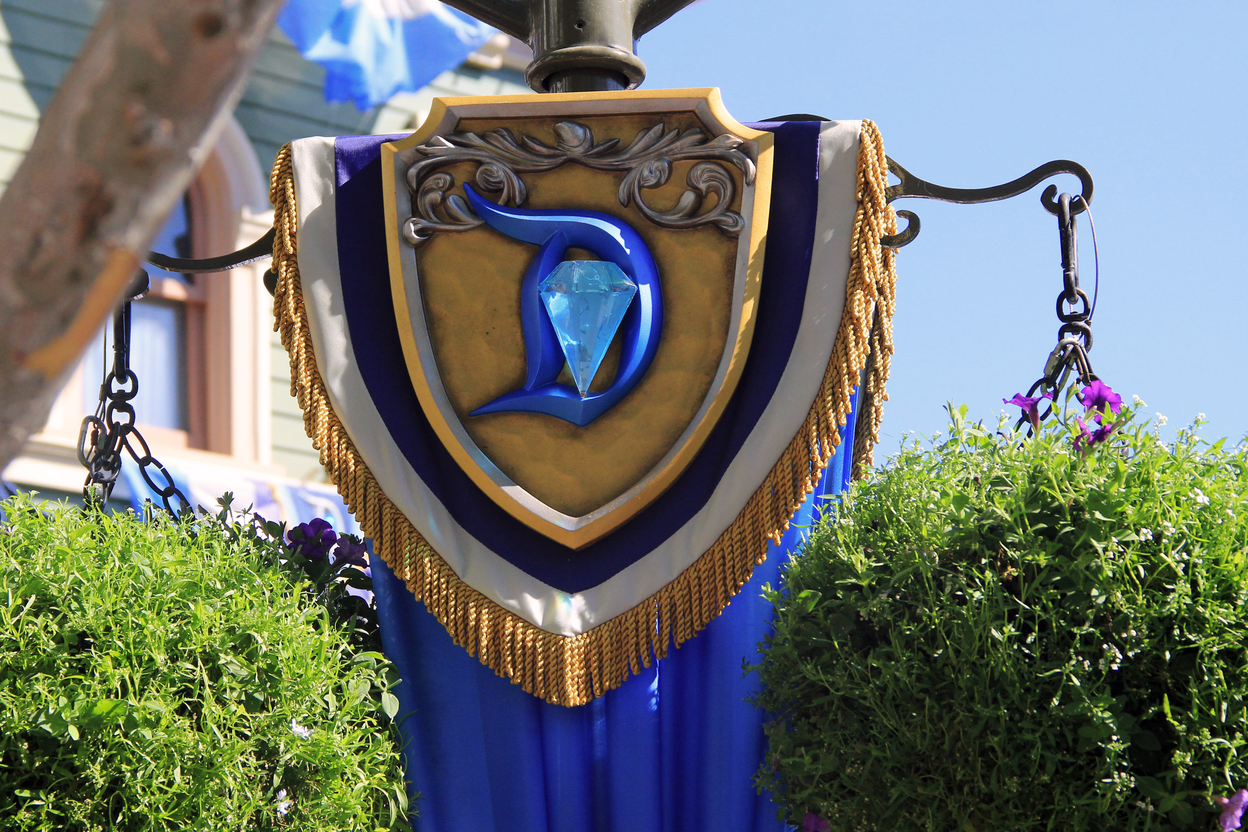 Disneyland celebrates its diamond anniversary