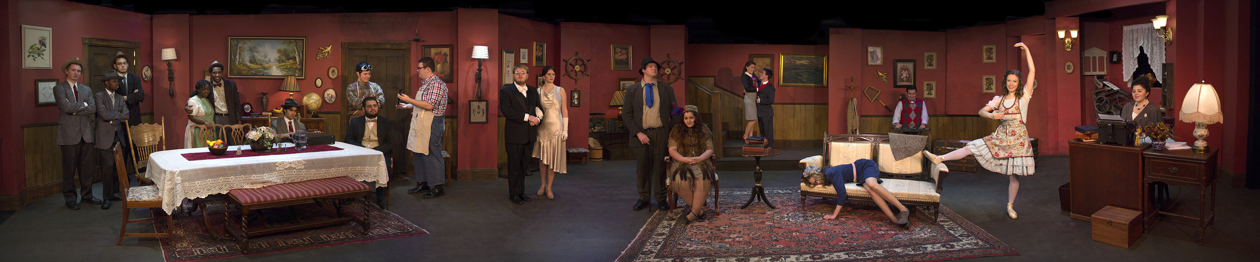 You Can't Take It With You (Cabrini Theatre)