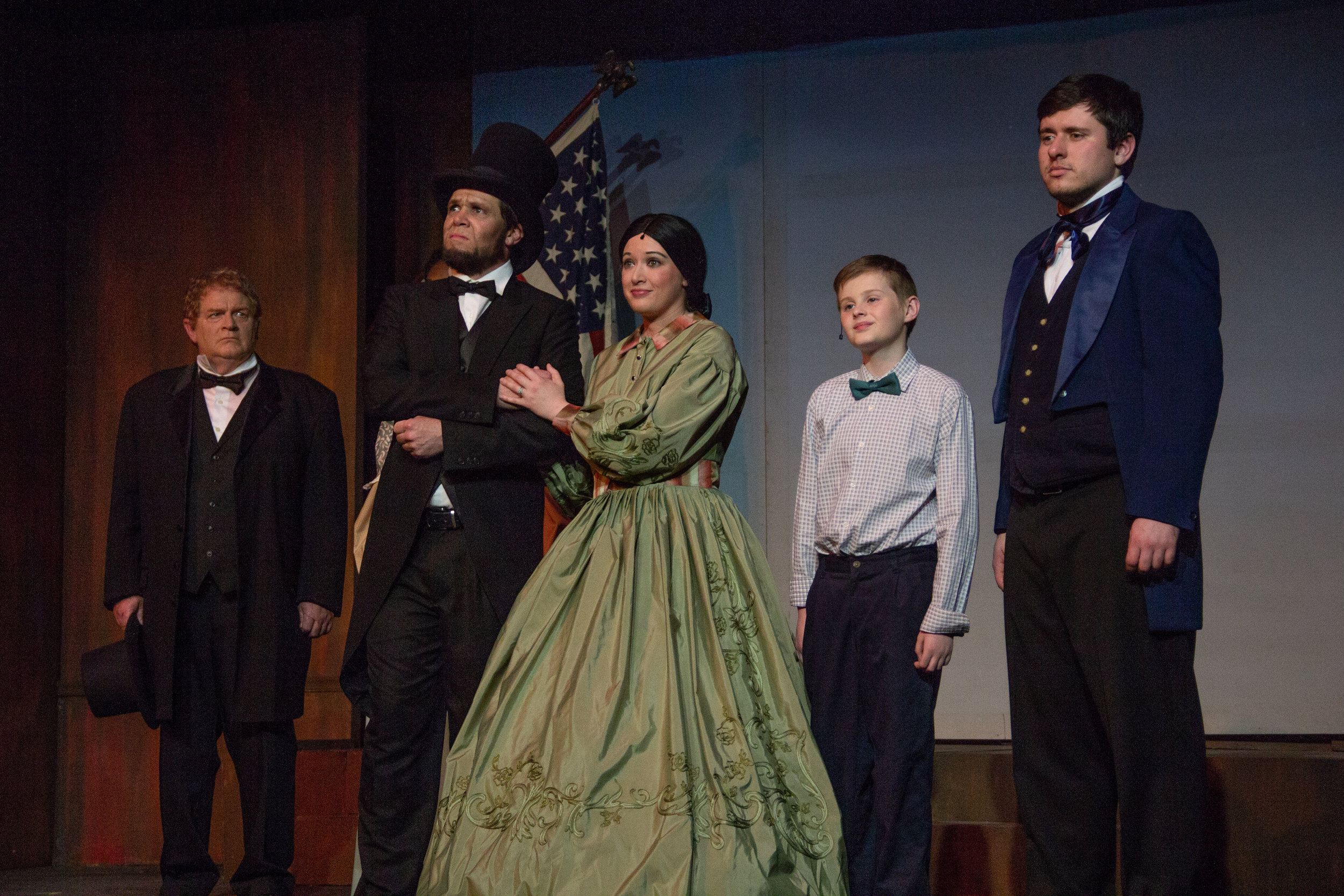 A House Divided (Narberth Community Theatre)