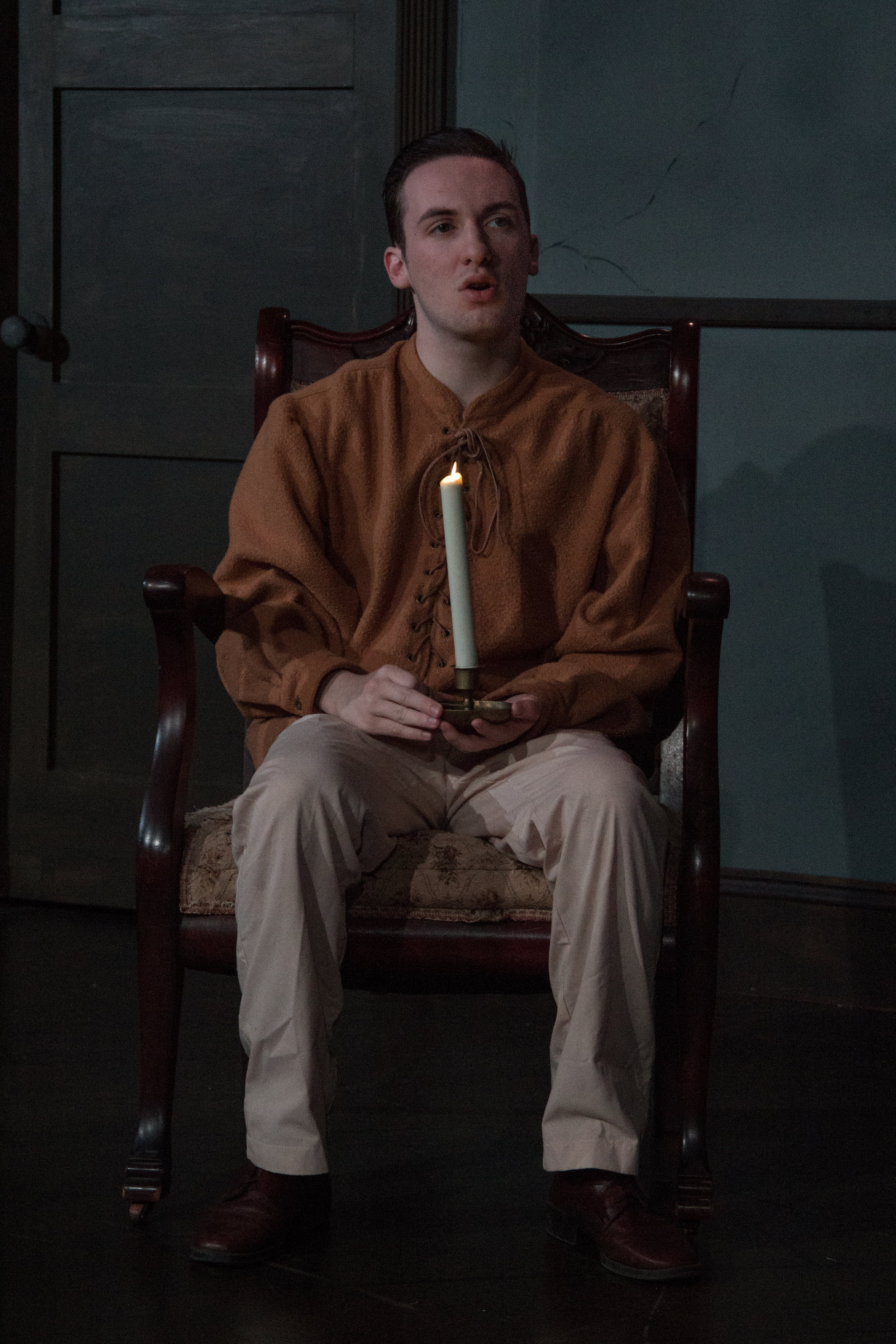 Edgar Allan Poe: Tintinnabulations (Cabrini Theatre)