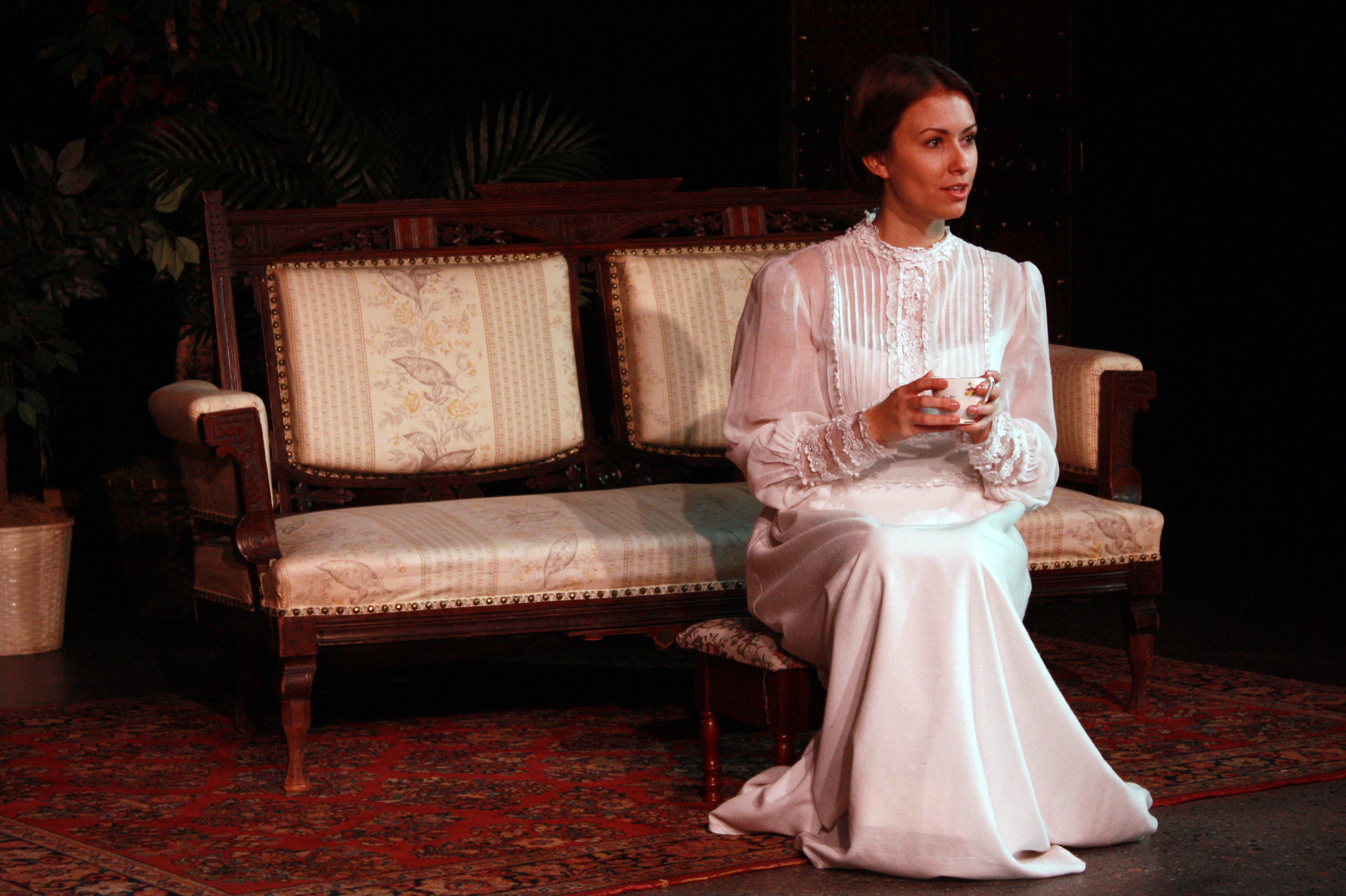 The Belle of Amherst (Cabrini Theatre)