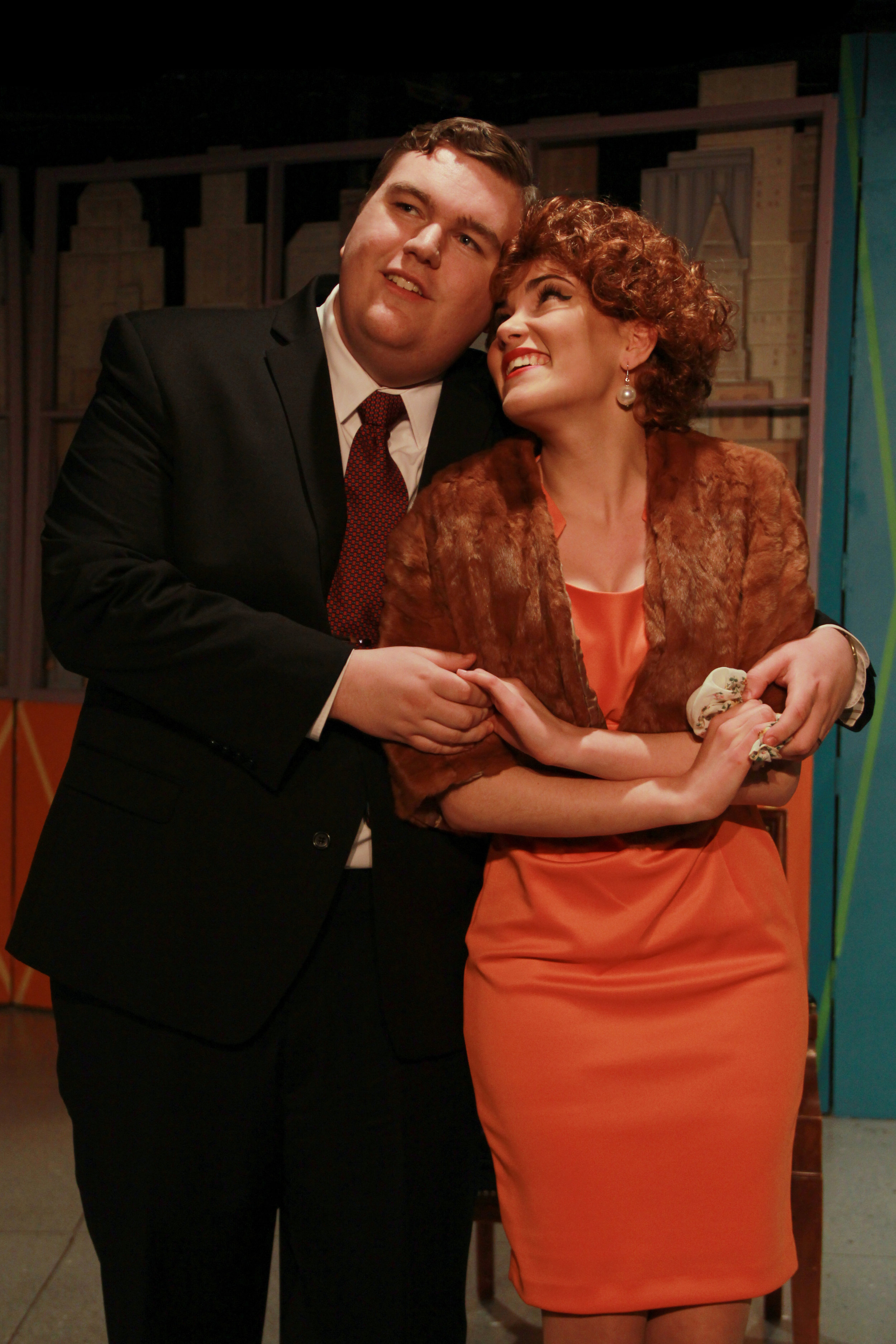 How to Succeed in Business Without Really Trying (Cabrini Theatre)