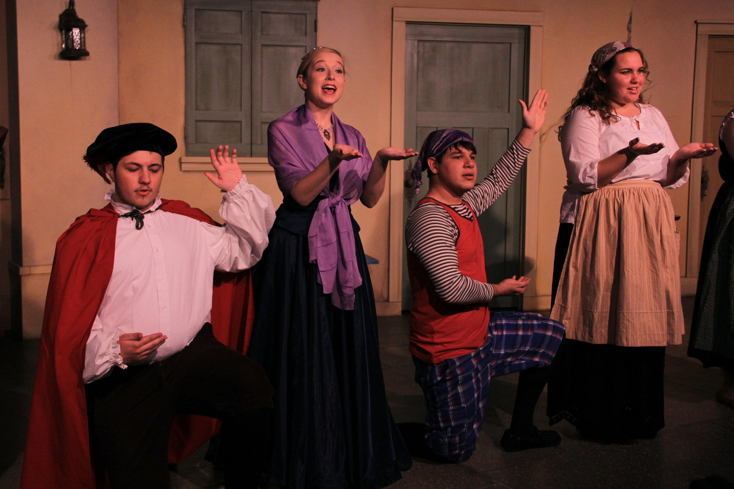 Shakespeare on the Green (Cabrini Theatre)