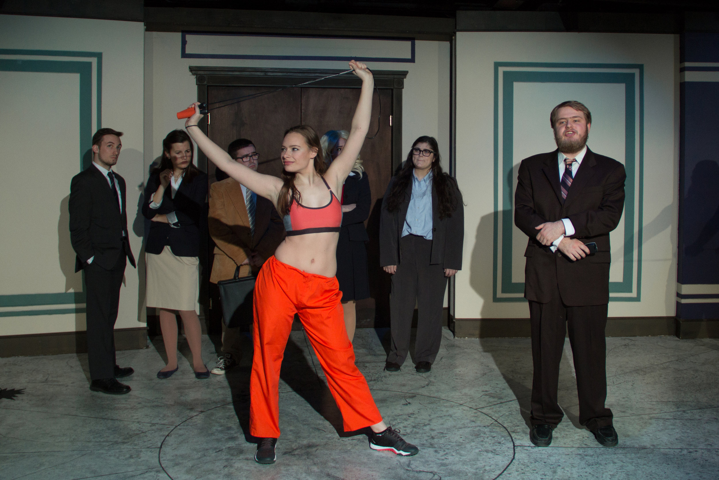 Legally Blonde: The Musical (Cabrini Theatre)
